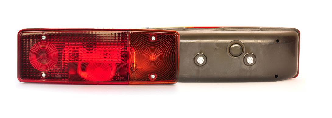 Lampy zespolone tylne - WE549P, WE549L