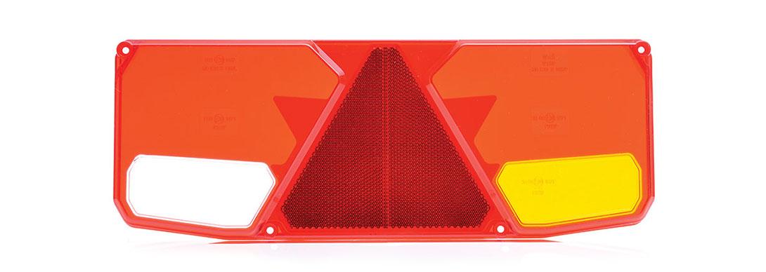 Lampy zespolone tylne - W137