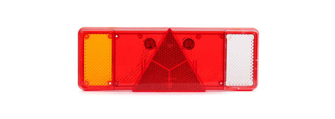 Lampy zespolone tylne - W09dL, W09dP