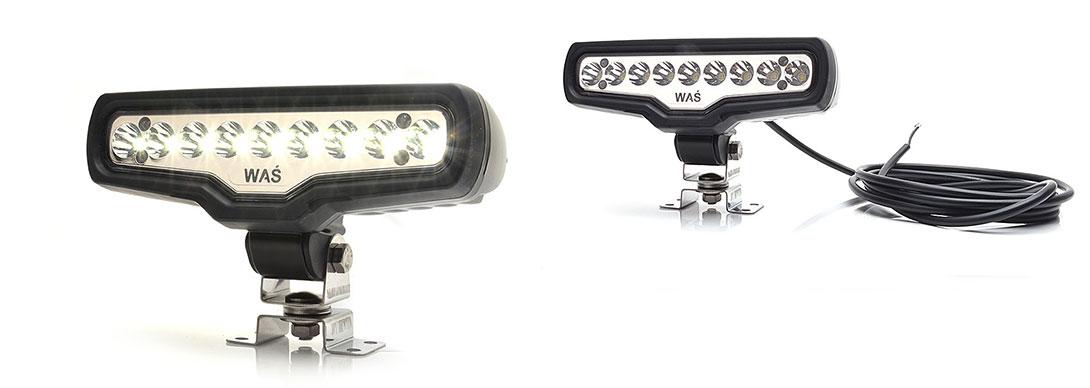 Przednie lampy drogowe, przeciwmgłowe i do jazdy dziennej - W149