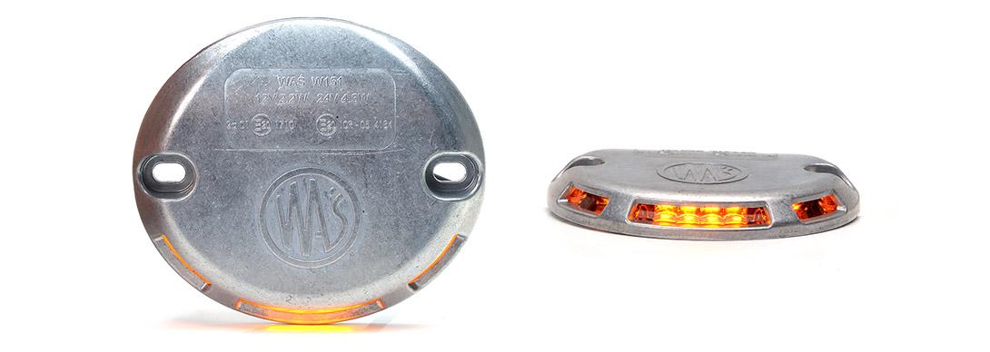 Lampy ostrzegawcze - W151, W152