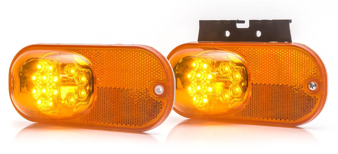 Lampy pozycyjne/obrysowe - W161