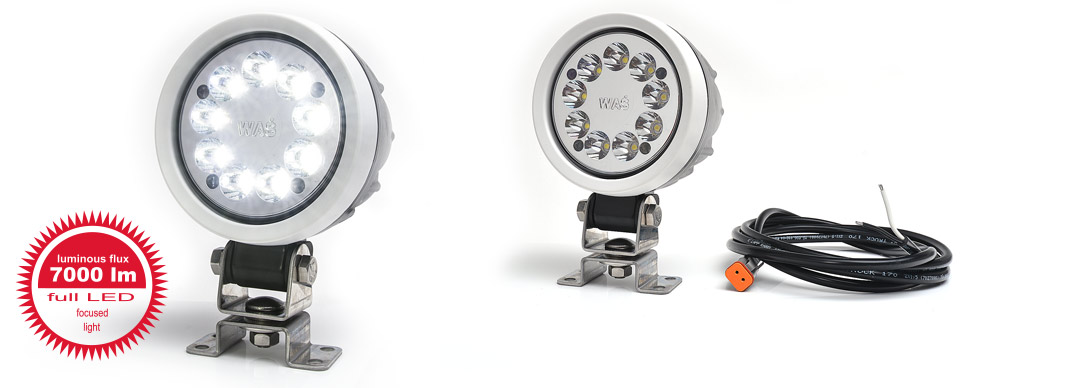 Lampy robocze - W162 7000