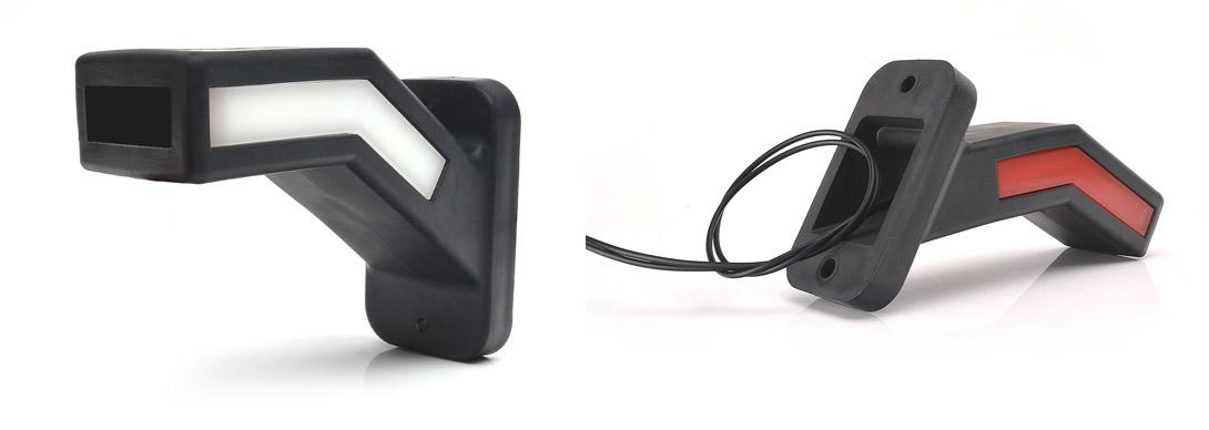 Lampy pozycyjne/obrysowe - W168.1-6