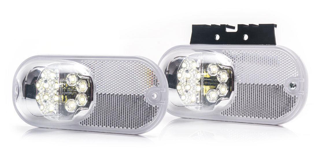 Lampy pozycyjne/obrysowe - W172