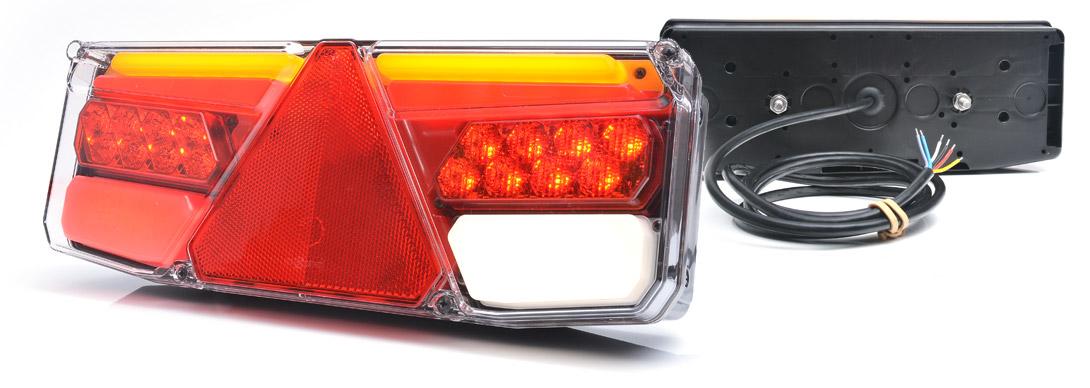 Lampy pozycyjne/obrysowe - W170