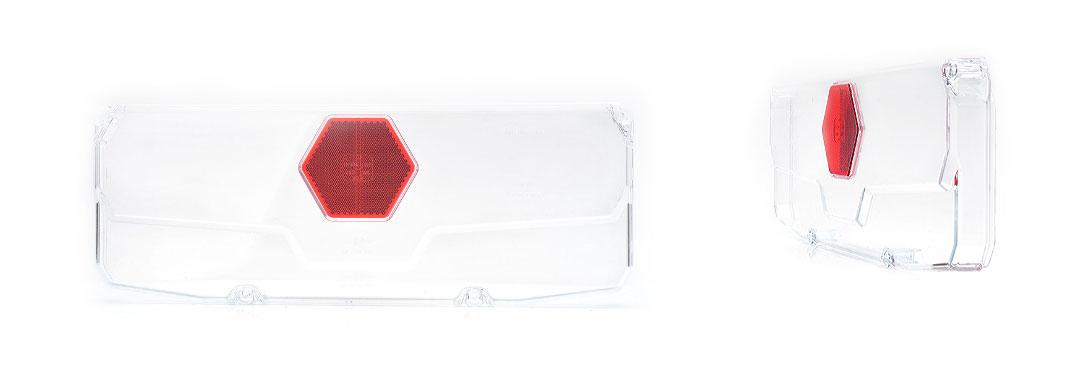 Lampy zespolone tylne - W170, W171