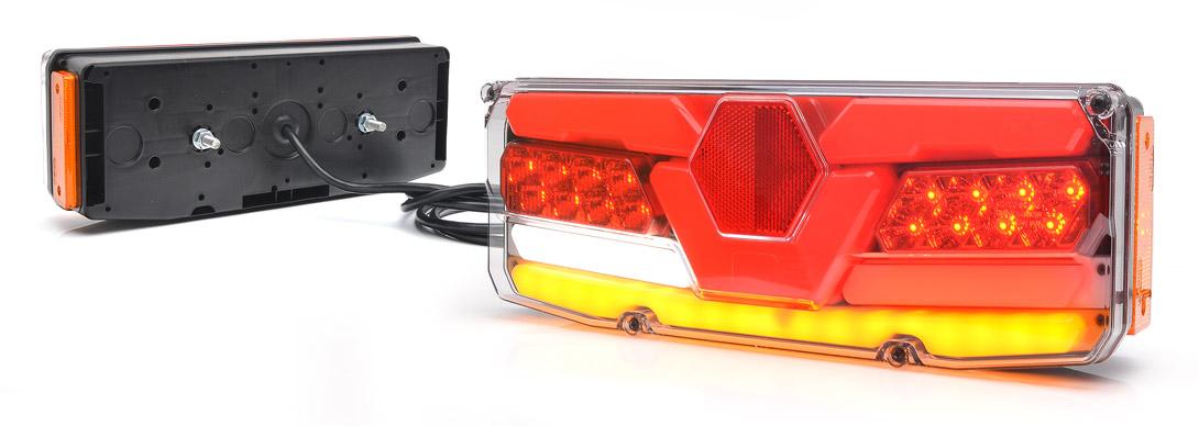 Lampy zespolone tylne - W171P