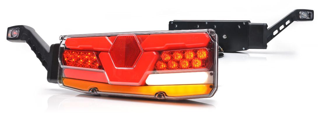 Lampy zespolone tylne - W171DD L