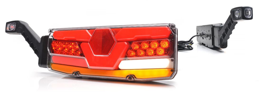 Lampy zespolone tylne - W171DD