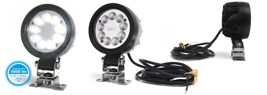 Lampy robocze - W162 5000