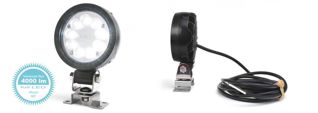 Lampy robocze - W163 4000