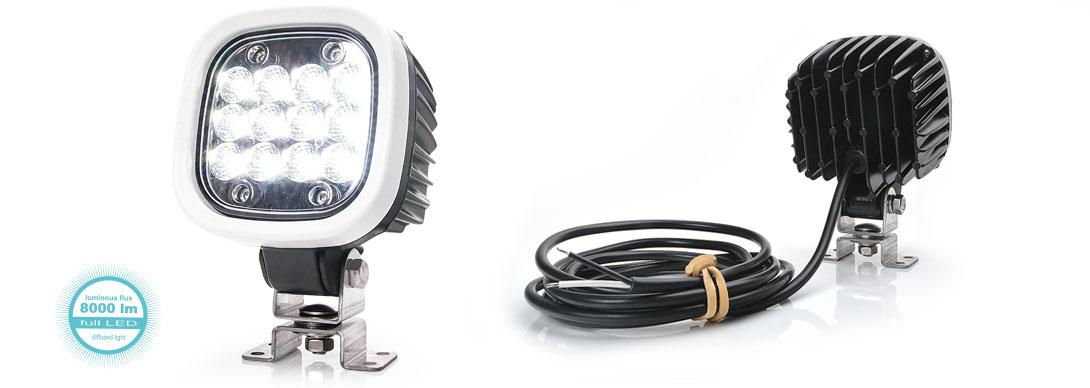Lampy robocze - W130 8000