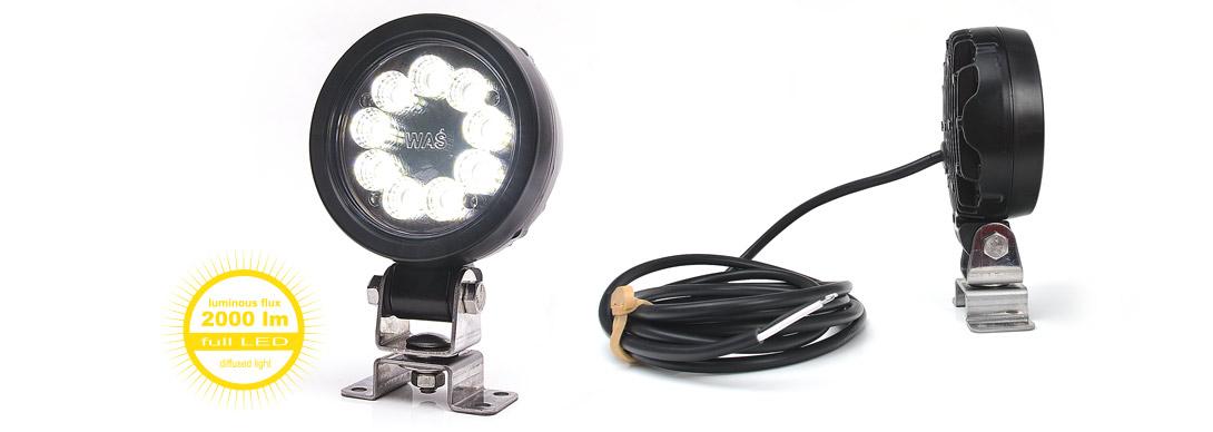 Lampy robocze - W163 2000