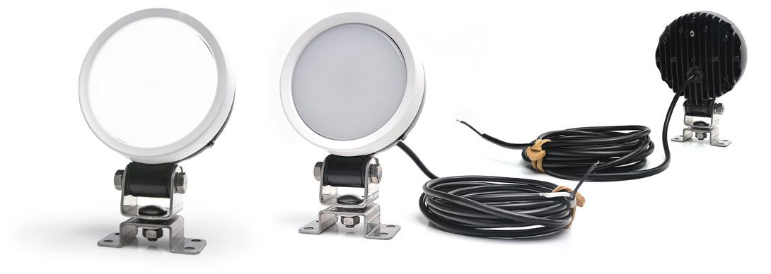 Lampy jednofunkcyjne przednie i tylne - W177