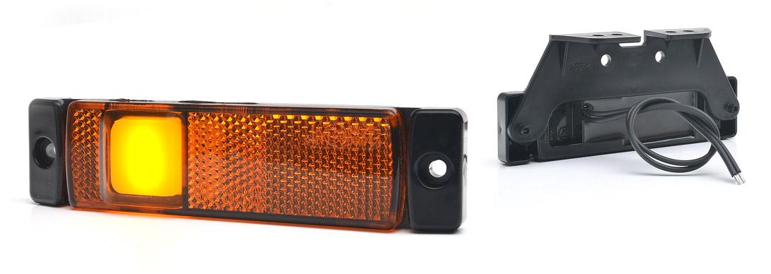 Lampy pozycyjne/obrysowe - W45NS