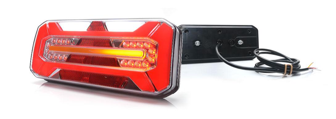 Lampy zespolone tylne - W184DD