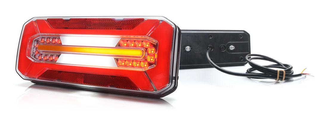 Lampy zespolone tylne - W185DD