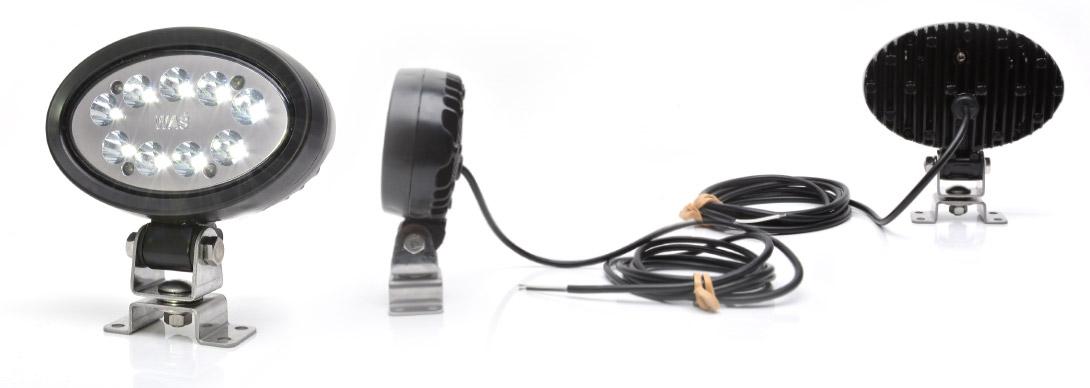 Lampy robocze - W165 4000