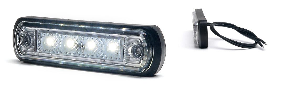 Lampy pozycyjne/obrysowe - W189, W189N