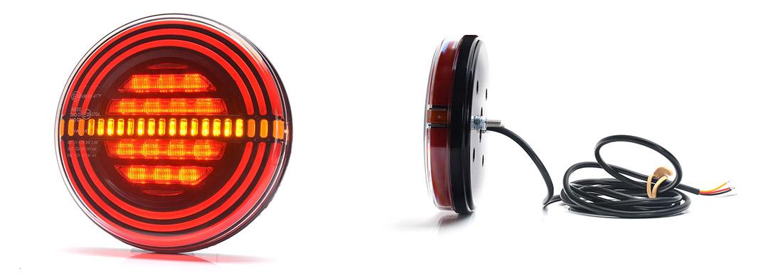 Lampy zespolone tylne - W191, W191DD