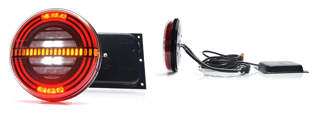 Lampy zespolone tylne - W193