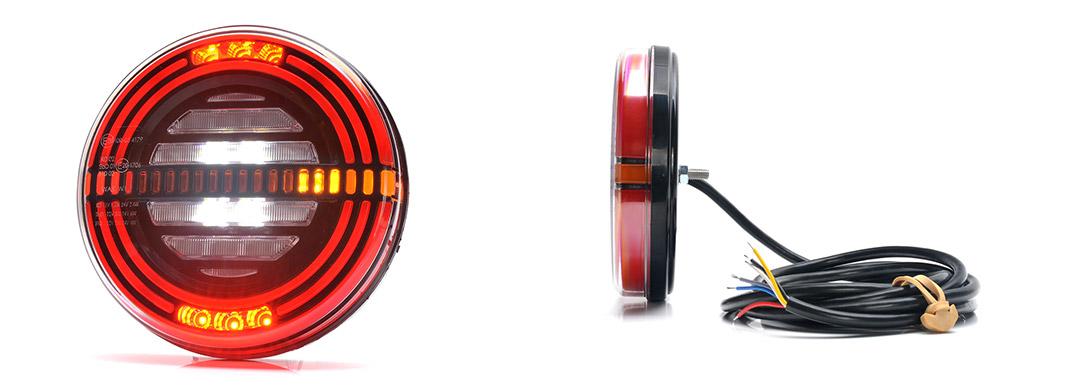 Lampy zespolone tylne - W193, W193DD