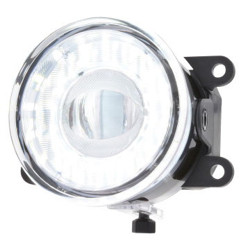 Driving, fog and DRL lamps W182, W182N