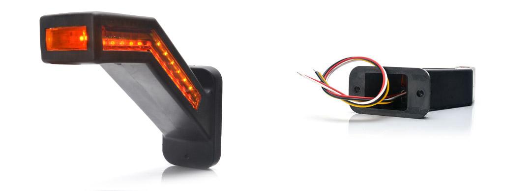 Lampy pozycyjne/obrysowe - W168.7-8