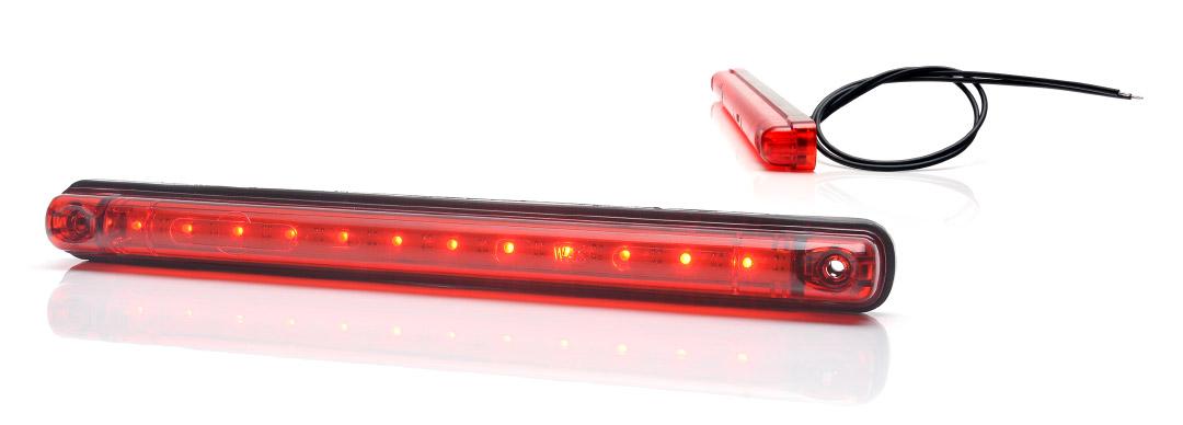 Lampy jednofunkcyjne przednie i tylne - W200