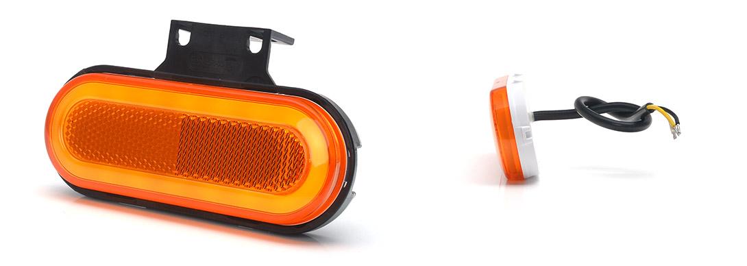 Lampy pozycyjne/obrysowe - W198