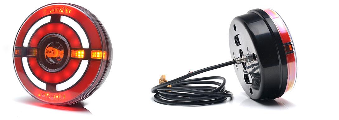Lampy zespolone tylne - W210, W210DD