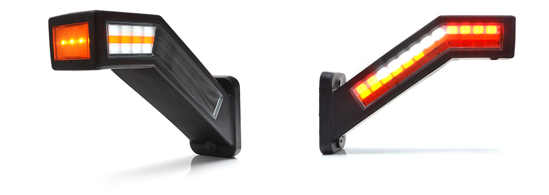 Lampy zespolone tylne - W168.9, W168.9DD