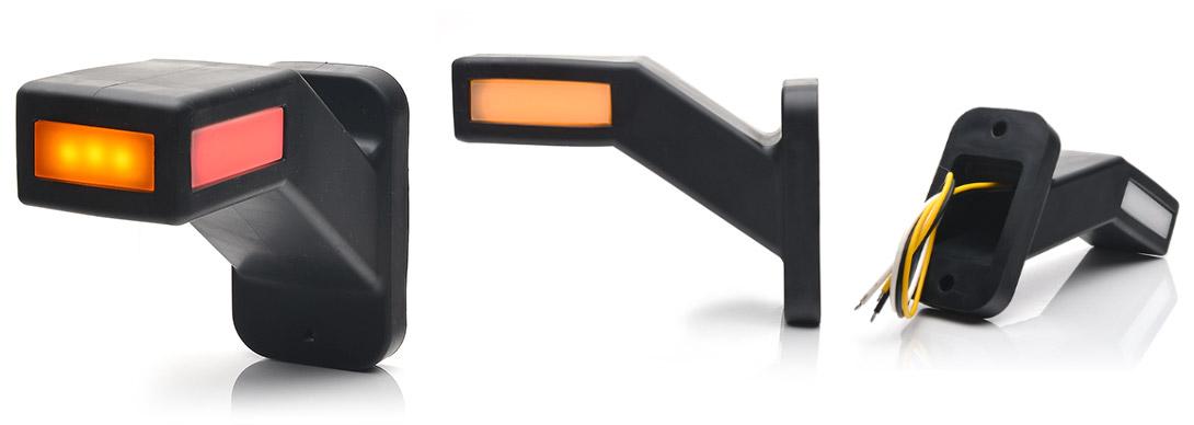 Lampy pozycyjne/obrysowe - W168.11