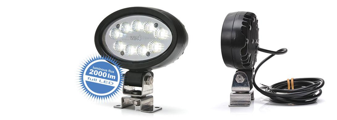 Lampy robocze - W165 2000