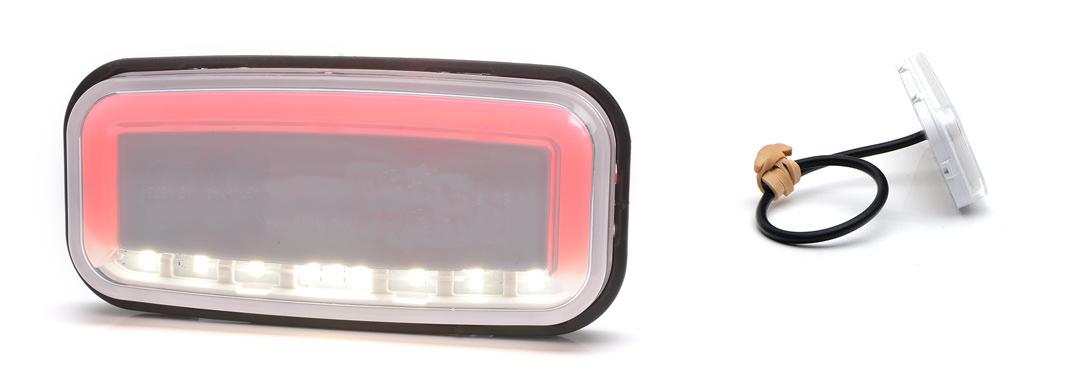 Lampy zespolone tylne - W225
