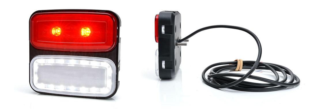 Lampy zespolone tylne - W226