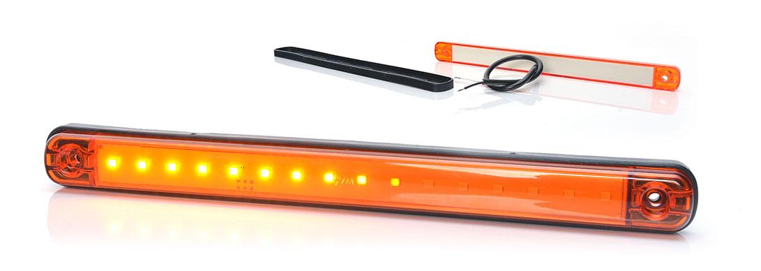 Lampy jednofunkcyjne przednie i tylne - W230, W230DD