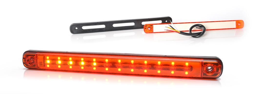 Lampy zespolone tylne - W232,  W232DD