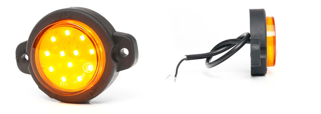 Lampy zespolone tylne - W236