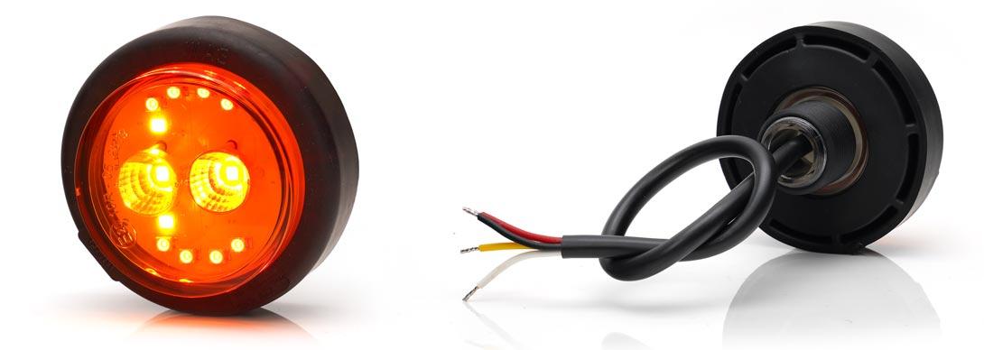 Lampy zespolone tylne - W238
