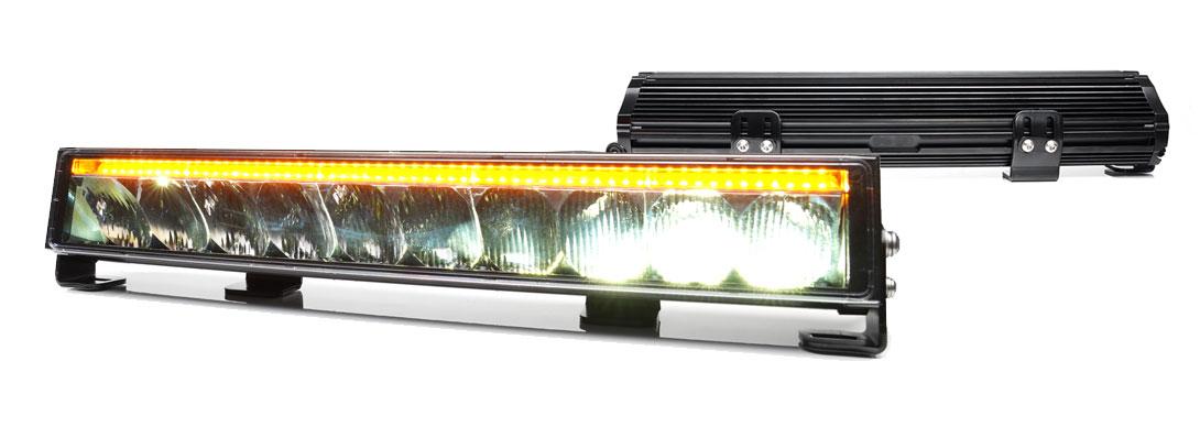 Przednie lampy drogowe, przeciwmgłowe i do jazdy dziennej - W223 PANTERA