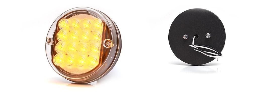 Lampy jednofunkcyjne przednie i tylne - W32