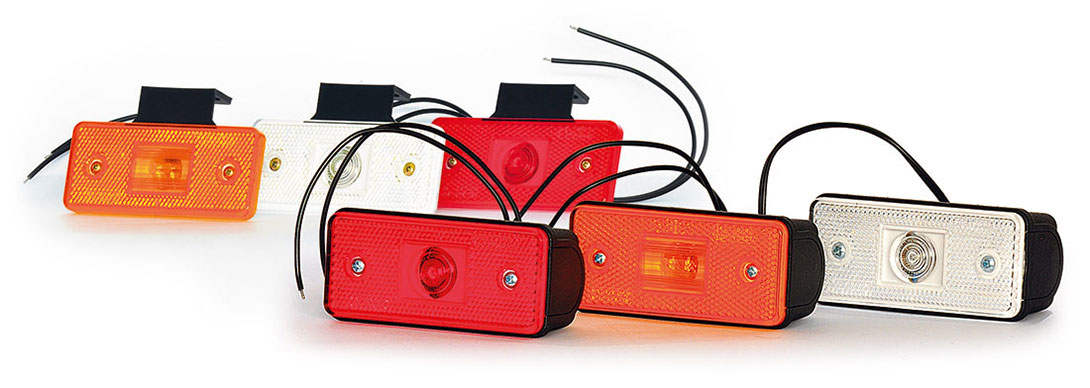 Lampy pozycyjne/obrysowe - W17D