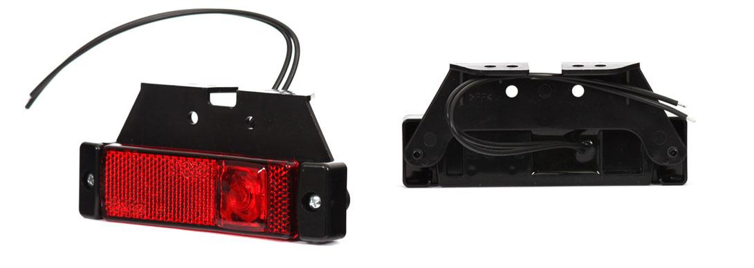 Lampy pozycyjne/obrysowe - W45
