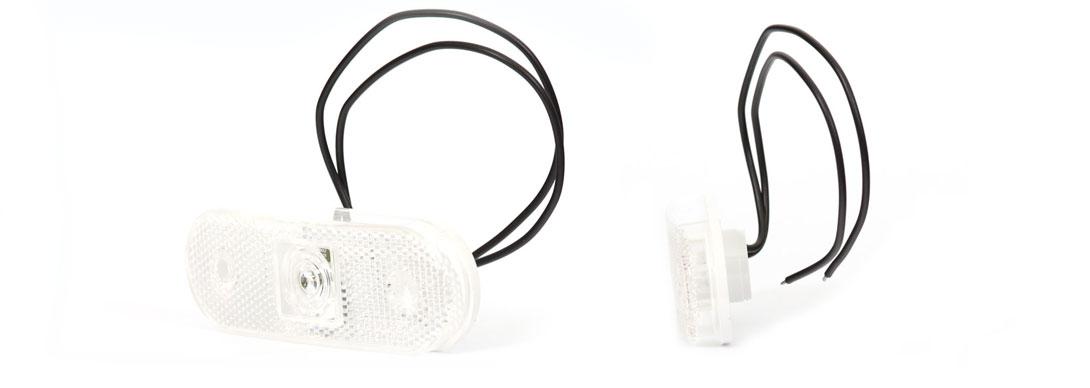 Lampy pozycyjne/obrysowe - W47