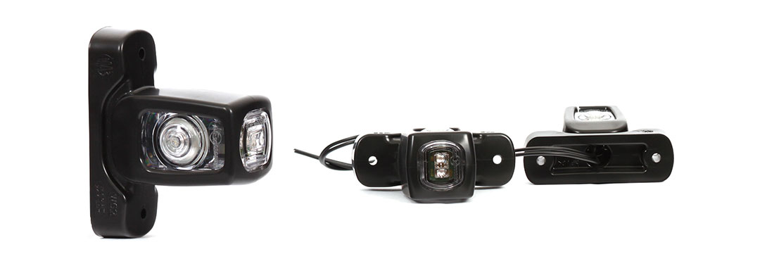Lampy pozycyjne/obrysowe - W62