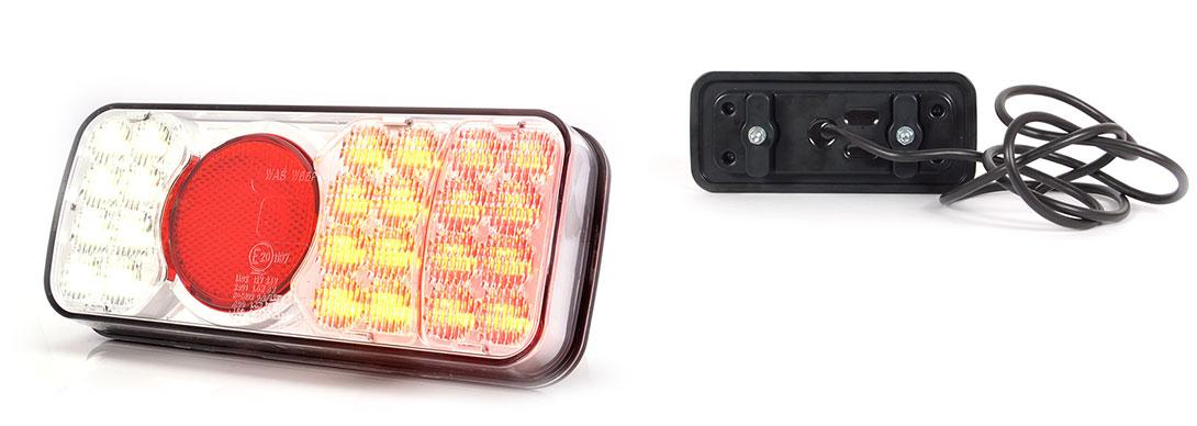 Lampy zespolone tylne - W66L, W66P