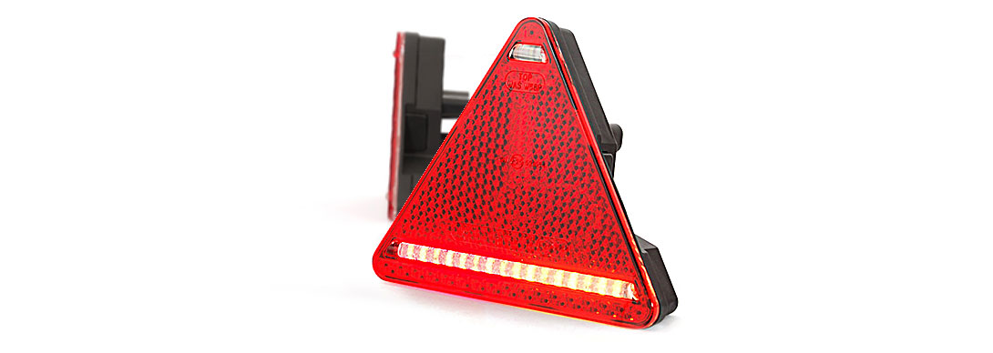 Lampy zespolone tylne - W68L, W68P