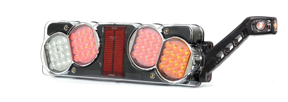 Lampy zespolone tylne - W40P + W48